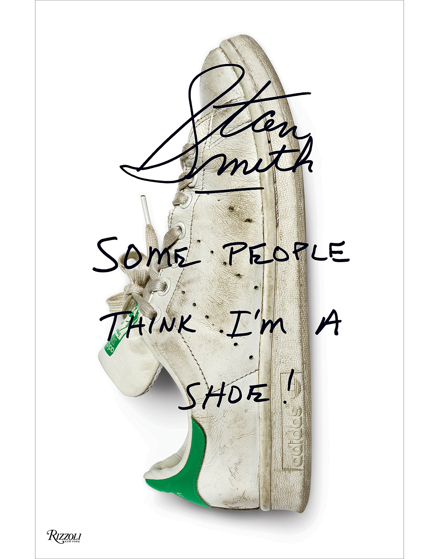 STAN SMITH ADIDAS BOOK COVER DAVID FILIBERTI